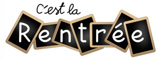 Resultado de imagen de C'EST LA RENTRÉE